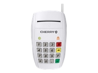 Bild von CHERRY ST-2100 Contact Smart Card Terminal USB WHITE