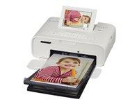 Bild von CANON SELPHY CP1300 weiss Fotodrucker Display 8,1cm 3,2Zoll Wi-Fi Printing Airprint Speicherkarte USB