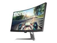 Bild von BENQ EX3501R 88,9cm 35zoll curved Wide TFT LED 3.440x1.440 21:9 4ms 20Mio:1 300cd 2xHDMI DP1.4 VESA grey