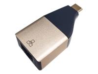 Bild von ROLINE GOLD USB 3.2 Gen 2 to Gigabit Ethernet Converter