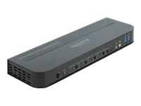 Bild von DELOCK HDMI KVM Switch 4K 60Hz mit USB 3.0 und Audio