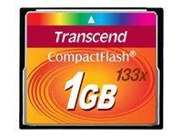 Bild von TRANSCEND CompactFlash 1GB Card MLC