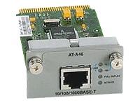 Bild von ALLIED 1x 10/100/1000BaseT Uplinkmodul fuer AT-8500, AT-8600 Serien (und die abgekuendigte AT-8000 Serie)