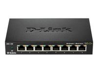 D-LINK DGS-108/E  8-port Gigabit Switch - Kovera Distribution