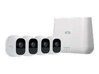 Bild von ARLO Pro 2 wiederaufladebare kabellose 1080p 4 HD-Sicherheitssystem-Kamera mit Audio und Sirene