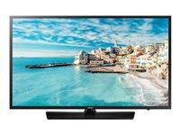 Bild von SAMSUNG 32HJ470 80cm 31,5Zoll Hotel TV 16:9 1366x768 250cd/m2 DVB-C schwarz
