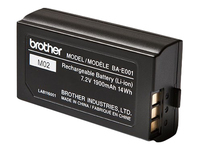 Bild von BROTHER BA-E001 für P-touch Modelle E300VP E500VP E550WVP H300 H500 P750W
