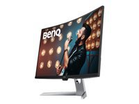 Bild von BENQ EX3203R 80,01CM 31,5Zoll curved wide TFT LED 2.560x1.440 16:9 4ms 20Mio:1 400cd 2xHDMI DP1.2 VESA grey