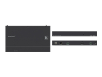 Bild von KRAMER KDS-DEC5 4K60 4:2:0 H.264 Videodecoder unterstützt PoE und Videowand
