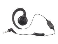 Bild von MOTOROLA 3x Ohrhörer mit 4pol. 3.5mm Klinkenstecker für Bluetooth-Pod PMLN6396A