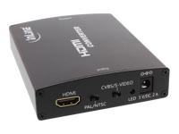Bild von INLINE HDMI zu Composite und S-Video Konverter mit Audio