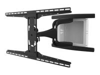 Bild von PEERLESS-AV IM771PU Display-Gelenk-Halterung bis 228m,6cm 90Zoll mit In-wall Box 365x365mm für Strom Verkabelung in Trockenbauwand