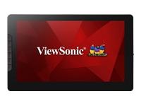 Bild von VIEWSONIC ID1330 33,8cm 13,3Zoll interactive pen display 8192 Pen Presure 1920x1080 AG Protection Film 60 tilt angle HDMI USB-A