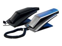 AGFEO T11 silber Analoges Telefon Kurzwahlspeicher 10 Rufnummern Zielwahlspeichertaste VIP1 und VIP2