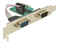 Bild von DELOCK PCI Express Karte > 2 x Seriell RS-232