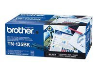 Bild von BROTHER TN-135 Toner schwarz hohe Kapazität 5.000 Seiten 1er-Pack