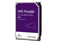 Bild von WD Purple 8TB SATA 6Gb/s CE HDD 8,9cm 3,5Zoll internal 7200Rpm 128MB Cache 24x7 Bulk