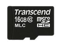 Bild von TRANSCEND 16GB Micro SDHC Class 10 Industrial