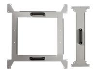 Bild von HAGOR Schablonen VWH-1 NECX551 2teiliges Bohrschablonen-Set Metall zur VWH-1 passend fuer NEC X551