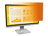 Bild von 3M Blickschutzfilter Gold GF215W9B für 55,9cm 22Zoll Breitbild-Monitor 16:10