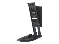 Bild von FLEXSON 2x Sonos ONE Wandhalter in schwarz 15grad neigbar und schwenkbar bis 40grad nach links und rechts