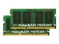 Bild von KINGSTON 16GB 1333MHz DDR3 Non-ECC CL9 SODIMM 2x8GB