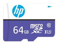 Bild von HP SDU U3 Micro SD XE Card 64GB