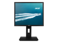 Bild von ACER B196LAymdr 48,3cm 19Zoll TFT IPS 1280x1024 1000:1 5ms 250cd/m² VGA DVI Lautsprecher hoehenverstellbar Pivot dunkelgrau