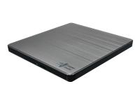 Bild von HLDS GP60NS60 DVD-Brenner ultra slim extern USB 2.0 silber