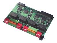AGFEO S0-Modul 540, vier schaltbare ISDN- Anschluesse. Geeignet f. den ISDN Amtsanschluss extern und nach intern