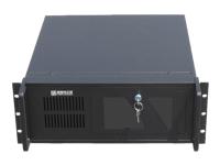 GEMBIRD Case RACK 19inch 4U 19CC-4U-001 - Kovera Distribution
