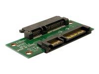 Bild von DELOCK Adapter Verlaengerung SATA 22pin Stecker/Buchse