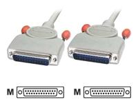 Bild von LINDY RS232 Kabel 25SubD St/St 3m