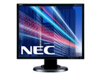 Bild von NEC Multisync EA193Mi/BK 48,2cm 19Zoll IPS TFT W-LED Backlight 5:4 250cd 1000:1 6ms 1280x1024 DVI-D DisplayPort schwarz