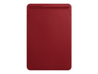 Bild von APPLE Leather Sleeve for 26,6cm 10,5Zoll iPad Pro - (PRODUCT)RED