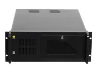 NETRACK NP5104 Netrack server case micro - Kovera Distribution