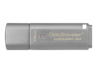 Bild von KINGSTON 16GB 3.0 DTLPG3 w/Hardware encryption USBtoCloud