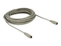 Bild von DELOCK Kabel PS/2 Stecker > Buchse 10 m