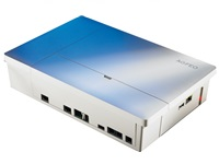 AGFEO ES 512 fuer ISDN und ALL-IP Anschl?sse geeignet / 2x digitale Ports wahlweise ISDN extern/S0 intern/UP0 / 4x a/b intern