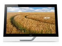 Bild von ACER T272HULbmidpcz 69cm 27Zoll MultiTouch LED Backlight glänzend DVI HDMI DP USBA camera 100M:1 5ms300cd/m²speaker blackZeroFrame