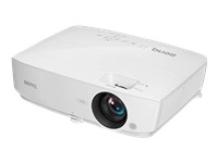 Bild von BENQ MS535 DLP Projector 3.600AL SVGA 800x600 15.000:1 4:3 D-Sub analog USB 2xHDMI RS232 1x2W 3Dready 32dB Eco white