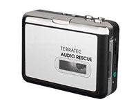 Bild von TERRATEC Audio Rescue Digitalisiert Kassetten, CDs und LPs