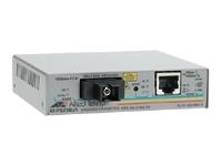 Bild von ALLIED 10/100BaseTX auf 100FX/SC Singlemode Medien- und Speed Konverter mit 1310Tx/1550Rx, 15km