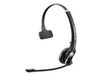 Bild von EPOS SENNHEISER IMPACT DW 20 HS einseitiges Kopfbuegel Headset ohne Basisstation mit justierbarem Mikrofonarm und Ultra NC-Mikrofon