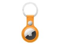 Bild von APPLE AirTag Leather Key Ring - California Poppy