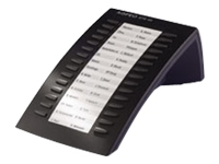 AGFEO STE 40 schwarz Die Tastenfeld-Erweiterung f. das Systemtelefon ST 31/ST 40/ST 42/ST 45 Steckernetzteil erforderlich