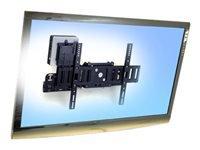 Bild von ERGOTRON SIM90 Signage Integration Mount ab 81,3cm 32Zoll bis 47,6Kg schwarz VESA Thin Client-CPU 75x75mm 100x100mm