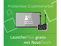 Bild von Bundle VIVITEK Novotouch LK8630I+VKA05+WIB9060A + QL300