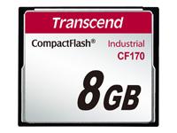 Bild von TRANSCEND 8GB CF CARD CF170 Industrie