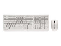 Bild von CHERRY DW 3000 Keyboard and Mouse Set - PALE GREY - USB (DE)